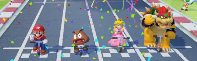 Super Mario Party Adds Online Play Update