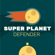Super Planet Defender Box Art