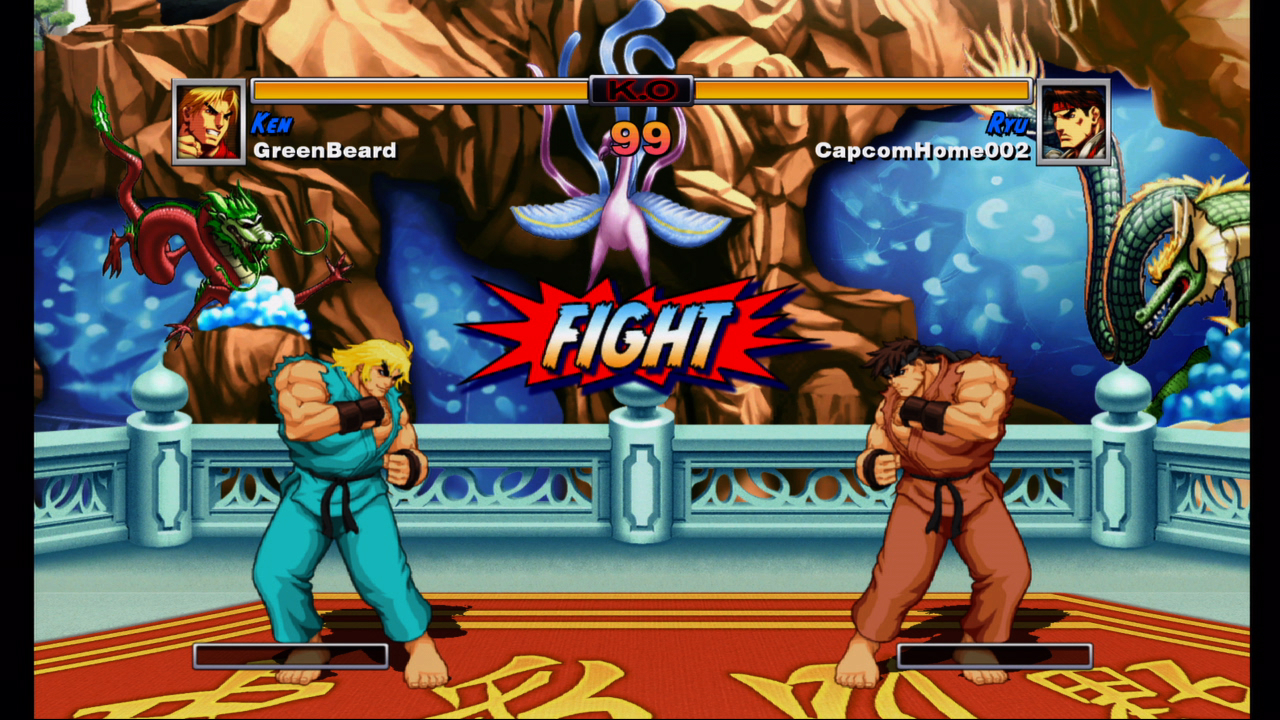 Super Street Fighter II Turbo HD Remix - Images ...