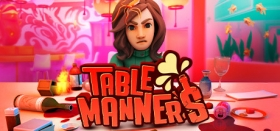 Table Manners: The Physics-Based Dating Game Box Art