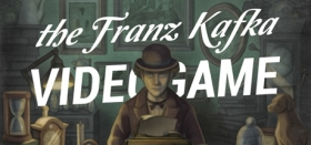 The Franz Kafka Videogame Box Art