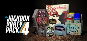 The Jackbox Party Pack 4 Box Art