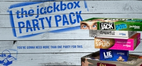 The Jackbox Party Pack Box Art