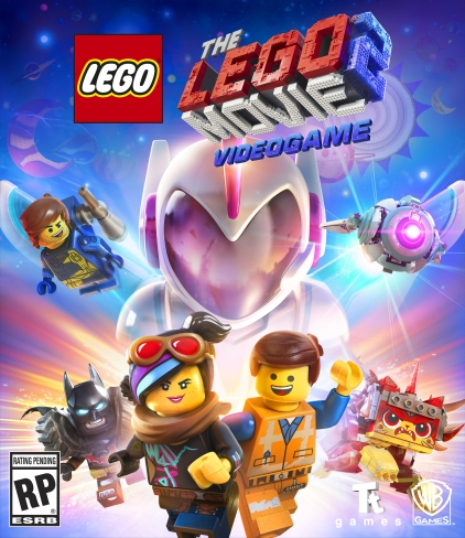 [The Lego Movie 2 Videogame] Artwork ( 1 / 1 )