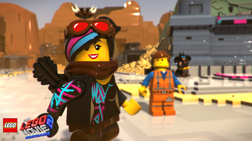 [The Lego Movie 2 Videogame] Screenshots ( 1 / 2 )