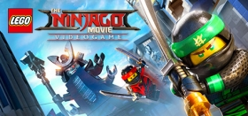 The LEGO NINJAGO Movie Video Game Box Art