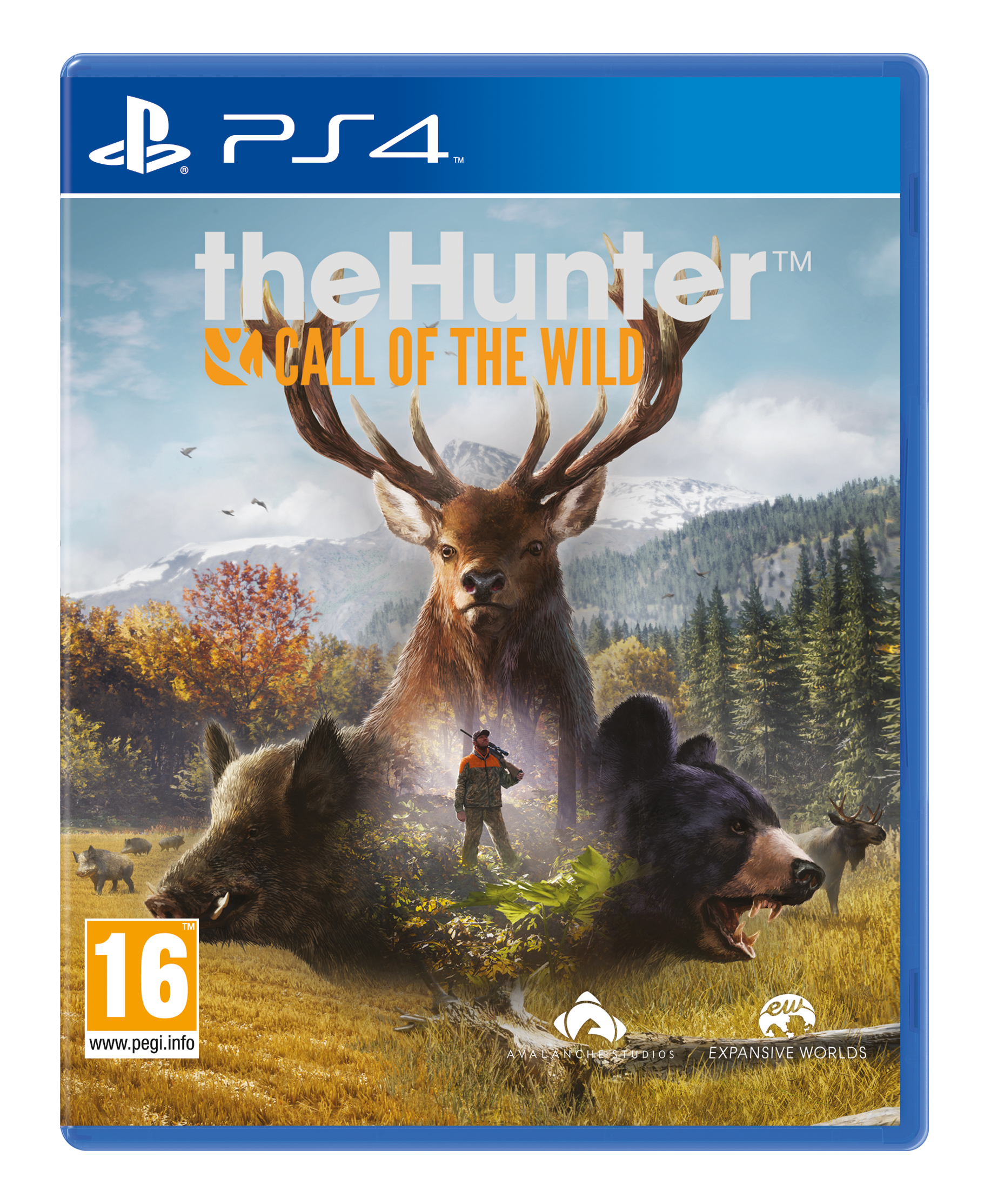 Thehunter Call Of The Wild Images Screenshots Gamegrin