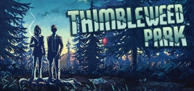 Thimbleweed Park Box Art