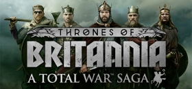 Total War Saga: Thrones of Britannia Box Art