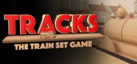 Tracks - The Train Set Game Box Art