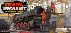 Train Mechanic Simulator 2017 Box Art