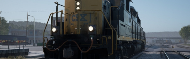 GameGrin Interviews Train Simulator World Producer Matt Peddlesden