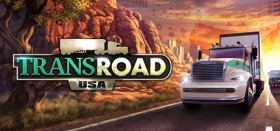 TransRoad: USA Box Art