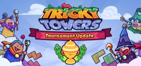 Tricky Towers Box Art