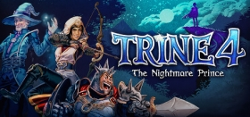 Trine 4: The Nightmare Prince Box Art