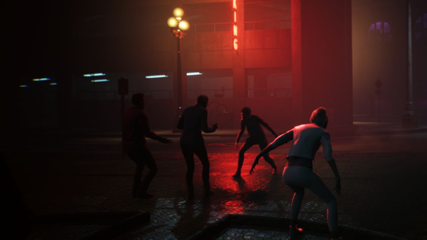 [Vampire: The Masquerade - Bloodlines 2] Screenshots ( 10 / 19 )