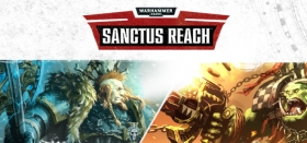Warhammer 40,000: Sanctus Reach Box Art