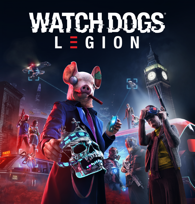 12 Games Of Christmas Watch Dogs Legion Gamegrin