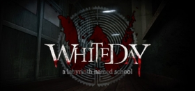 White Day: A Labyrinth Named School Box Art