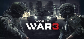 World War 3 Box Art