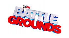 WWE 2K Battlegrounds Box Art