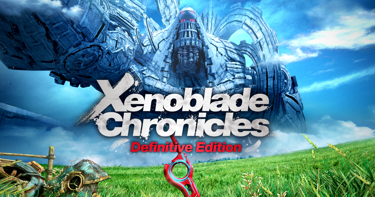 Download Xenoblade Phone Background PNG