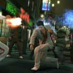 The First Yakuza Game Coming to PS4