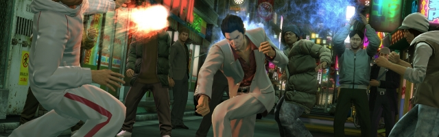 Yakuza Studio Developing New IP