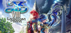 Ys VIII: Lacrimosa of DANA Box Art