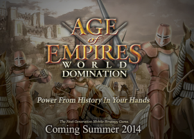 Age of Empires: World Domination Box Art