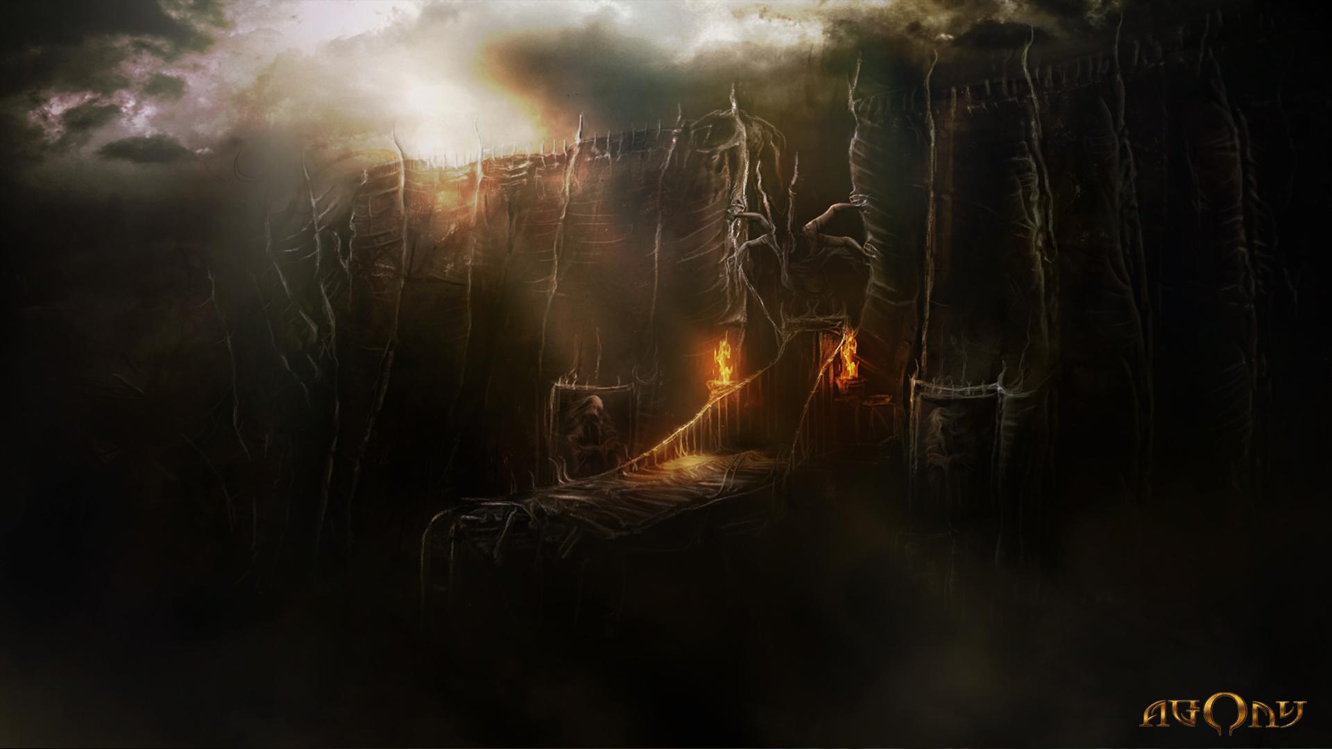 Agony - Images & Screenshots | GameGrin