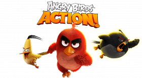 Angry Birds Action Box Art