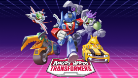 Angry Birds Transformers Box Art
