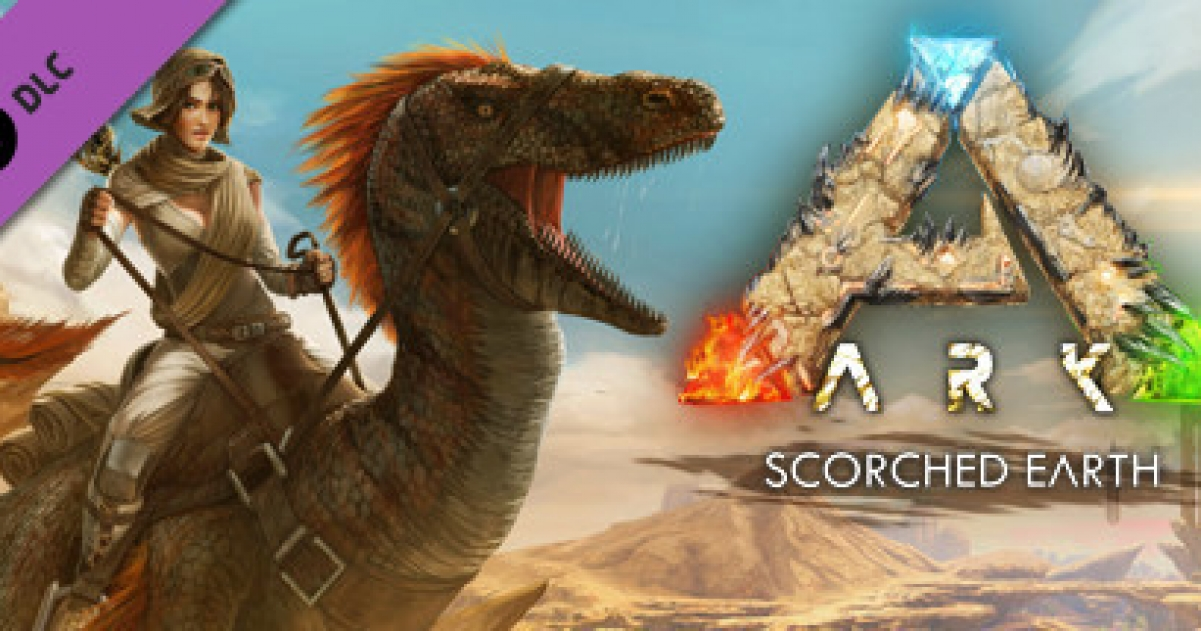 ARK: Scorched Earth - Expansion Pack - Game | GameGrin