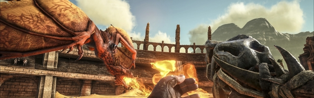 ARK: Scorched Earth DLC Review | GameGrin