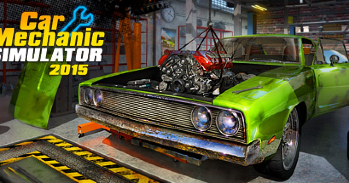 Car mechanic simulator 2015 free play