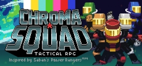 Chroma Squad Box Art