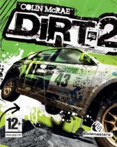 Colin McRae: DiRT 2 Box Art