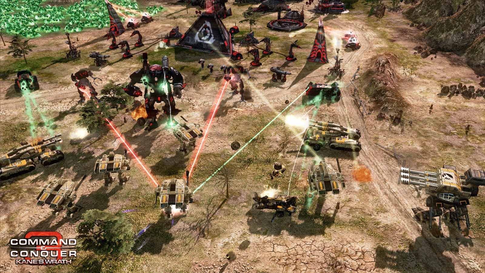 how to find out edition of command and conquer 4