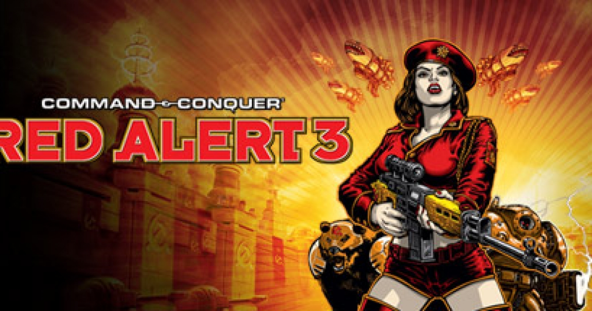 Alone! command and conquer red alert girls