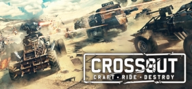 Crossout Box Art