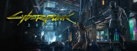 Cyberpunk 2077 Box Art