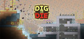Dig or Die Box Art
