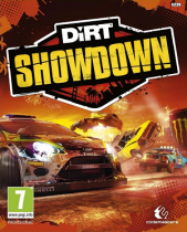 DiRT: Showdown Box Art