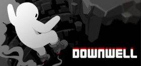 Downwell Box Art