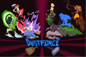 Dustforce Box Art