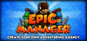 Epic Manager - Create Your Own Adventuring Agency! Box Art