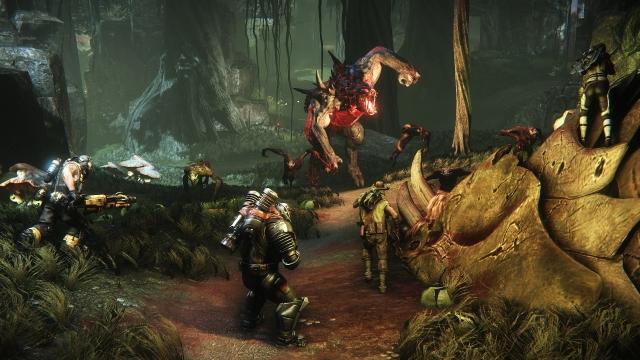 Stop Waiting for Monster Hunter World, Play Evolve! | GameGrin