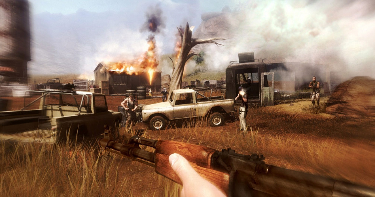 15 Things Far Cry 2 Did Better Than Far Cry 5 Gamegrin
