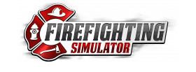 Firefighting Simulator Box Art